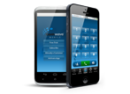 Comwave application mobile