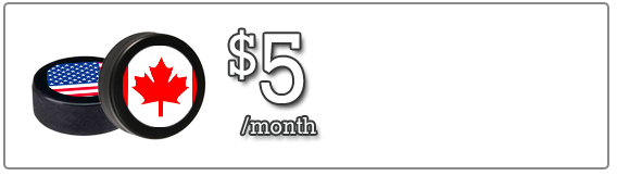 $5/month to Canada or the U.S.