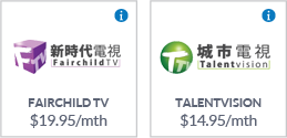 Chinese Channels