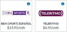 Spanish Channels