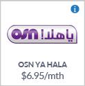 OSN Ya Hala