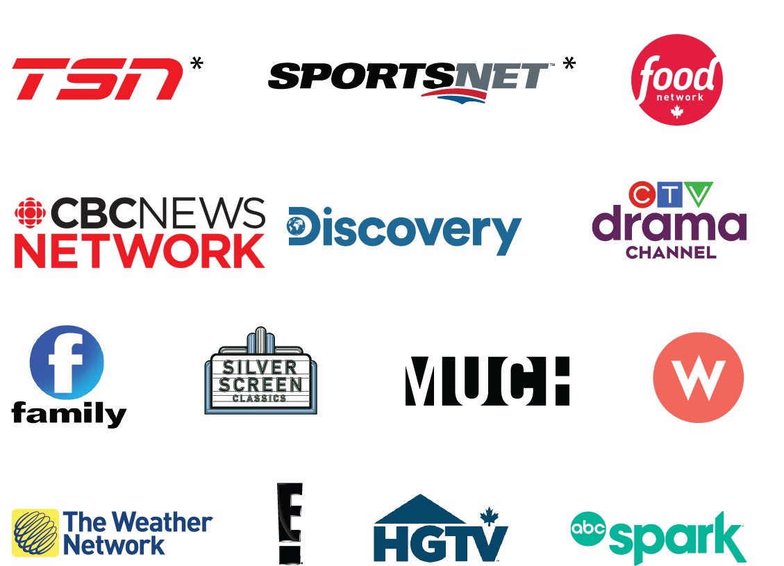 TV Channel Packages