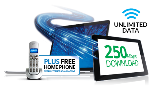 Home Internet and Phone Service