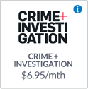 Crime + Investigation