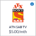 ATN Sab Max TV Channel Canada
