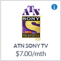 ATN Sony TV Channel Canada