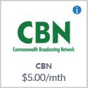 CBN TV Channel Canada