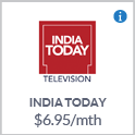 India Today TV Channel Canada