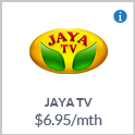 Jaya TV Movie Channel Canada