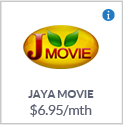 Jaya Movie Channel Canada