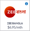 Zee TV Channel Canada