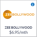 ZeeBollywood TV Channel Canada