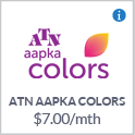 ATN AAPKA Colors TV Channel Canada