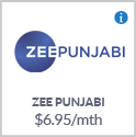 ZeePunjabi TV Channel Canada
