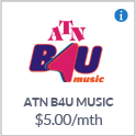 ATN B4U Music TV Channel Canada