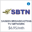 Saigon Broadcasting TV Channel Canada